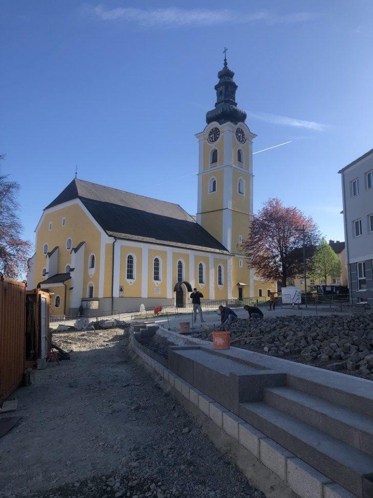 Marktplatz Waizenkirchen